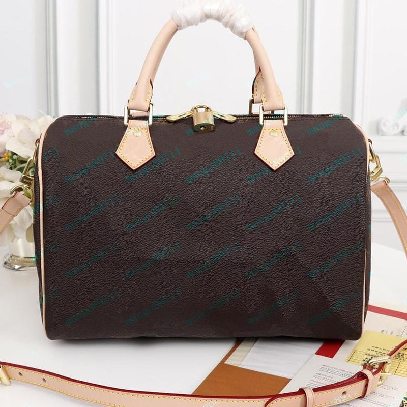 쇼핑백 패션 여성 totes 가방 가죽 어깨 가방 크로스 바디 봉지 지갑 지갑 30cm