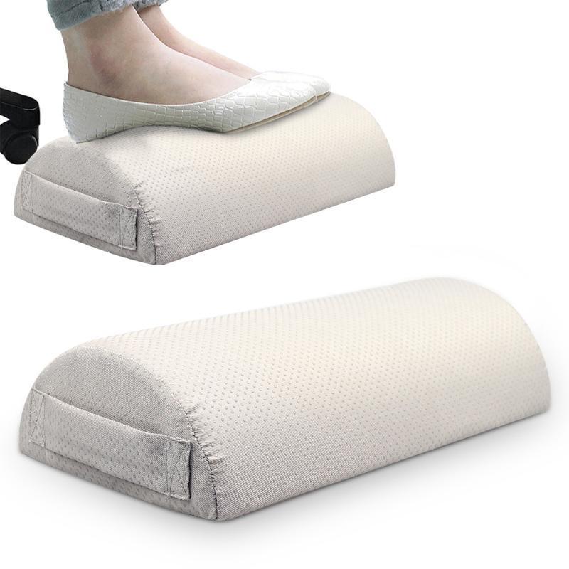 Эргономичные ноги подушка полезной поддержки ноги отдыхает для ног в детстве дышащая массажная подушка пенопользовательская подставка для домашнего офиса ковров