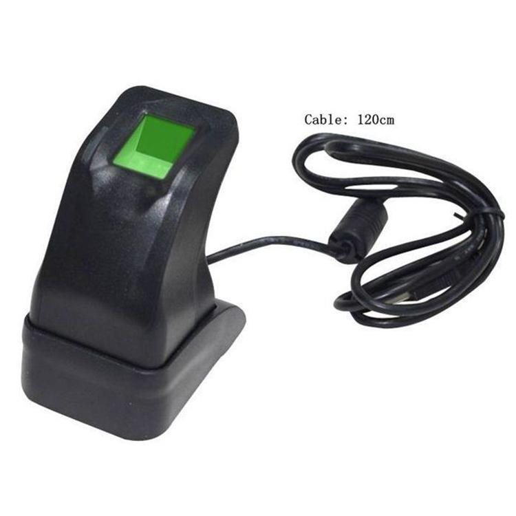 Sensore dello scanner di lettore di impronte digitali USB Alkcar 1pc Zkt Zk4500 per PC Computer Home e Ufficio, con scatola al dettaglio