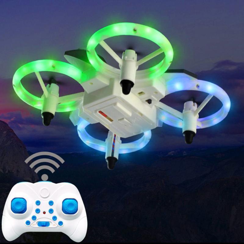 الطائرات بدون طيار مصغرة RC الطائرة ثابتة أربعة محاور الطائرات البلاستيكية مع عالية الوضوح الكاميرا الجوي mmodel التحكم عن الاطفال لعبة الهدايا