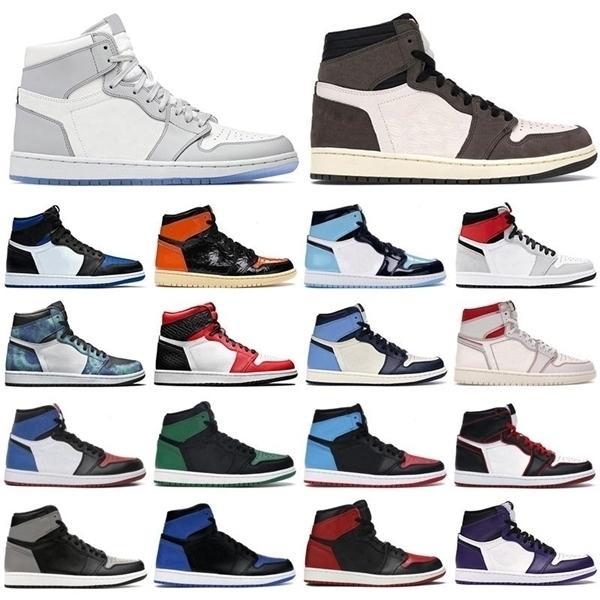 Top 1s Zoom Racer Blue 1 Basketballschuhe 4s Was der Kaktus Jack White Cement 11 Pantone Concord 45 Herren Trainer Sneakers