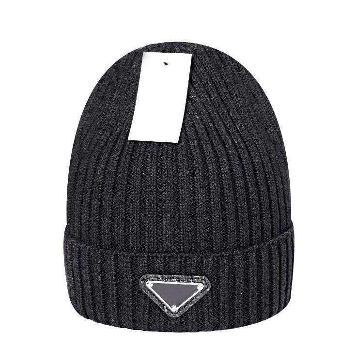 Tasarımcı Bere Kap Kafatası P Şapka Örme Kapaklar Kayak Şapka Snapback Maskesi Gömme Unisex Kış Kaşmir Rahat Açık Moda Yüksek Kalite 9 Renk