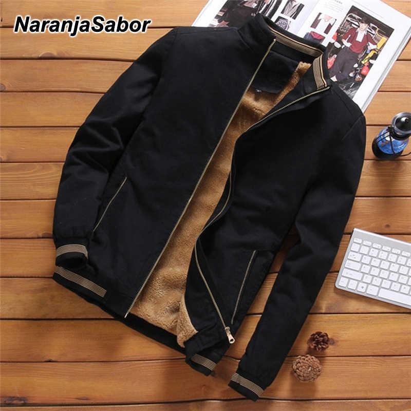 Männer Jacken Naranjasabor Herren Casual Cool Männliche Mode Baseball Hip Hop Streetwear Jassen Slim Fit Jas Markenkleidung N553