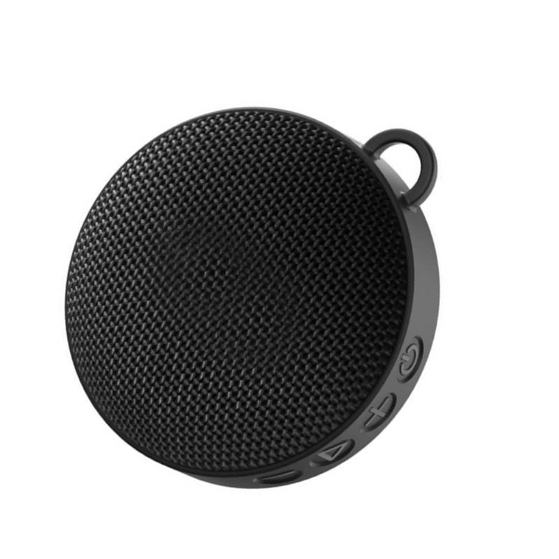 I lettori MP4 Outdoor Portatile Bluetooth Bluetooth Compatibile Bluetooth 5.0 altoparlante con ventosa Doccia impermeabile Doccia a mani libere Chiamata IPX7