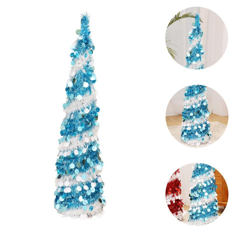Christmas Decorations 1 Pc Trees Artificial Ornaments Home Decoration