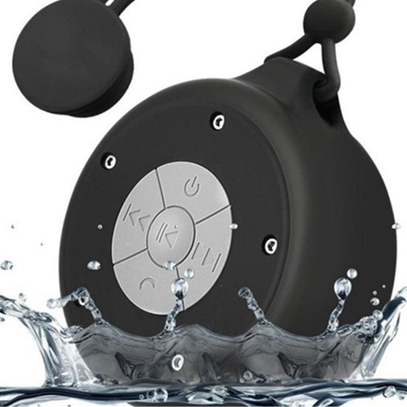 무선 블루투스 스피커 흡입 욕실 방수 블루투스 스피커 Q50 휴대용 블루투스 스피커