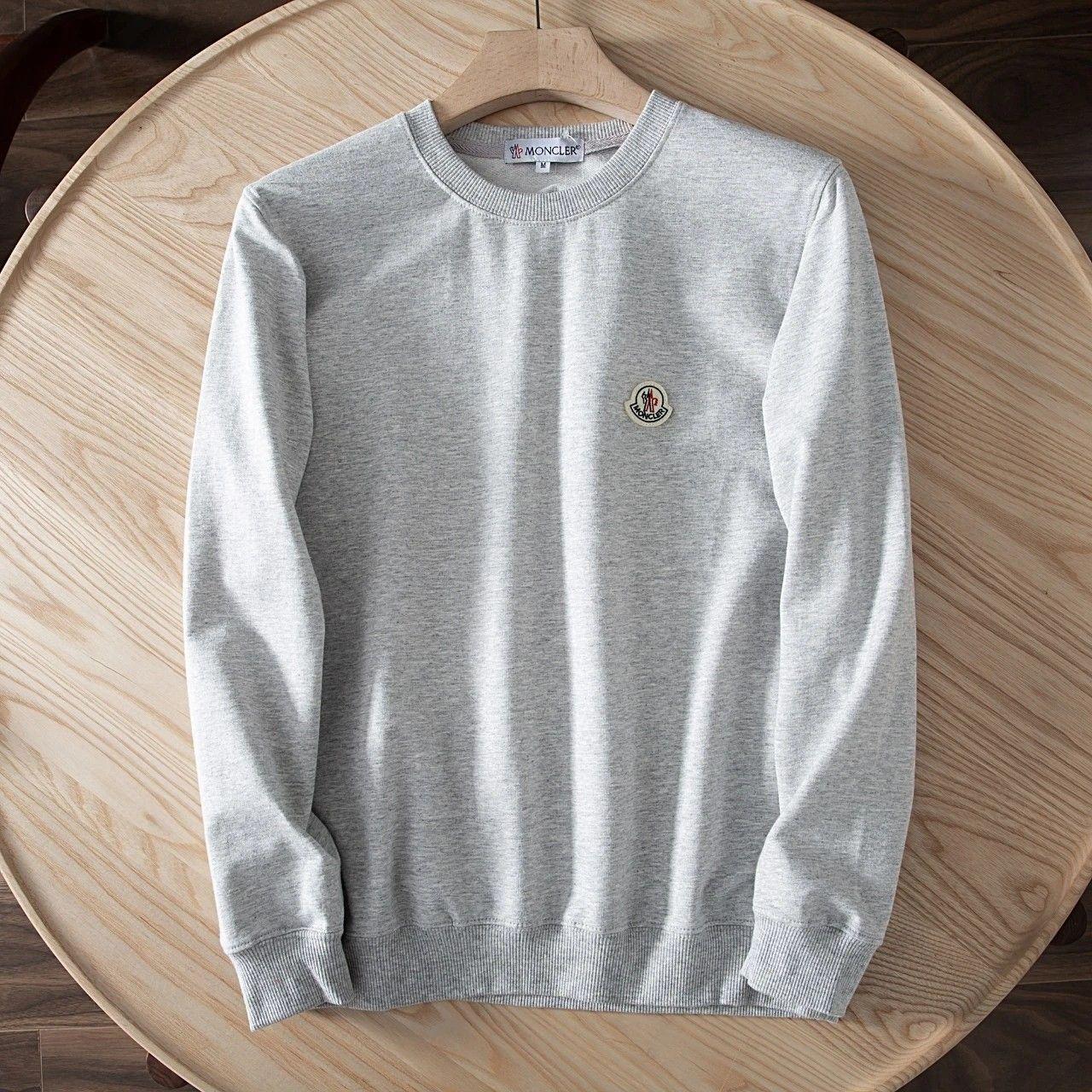 디자이너 Monclair Mens Hoodies 프랑스 패션 브랜드 남성 S 여성 럭셔리 장갑 스웨터 캐주얼 스트리트 까마귀 989
