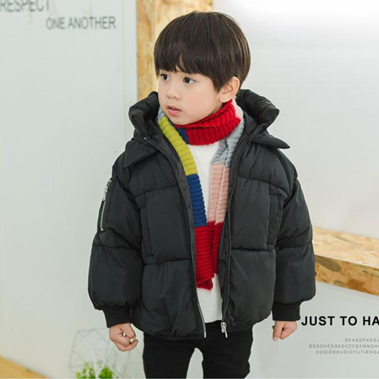 childrencoat down autumn winter new small and medium Korean style bread solid color jacket4H48ZGQ81BWGYWS756X2IYQ1N52FP63GL1ZF