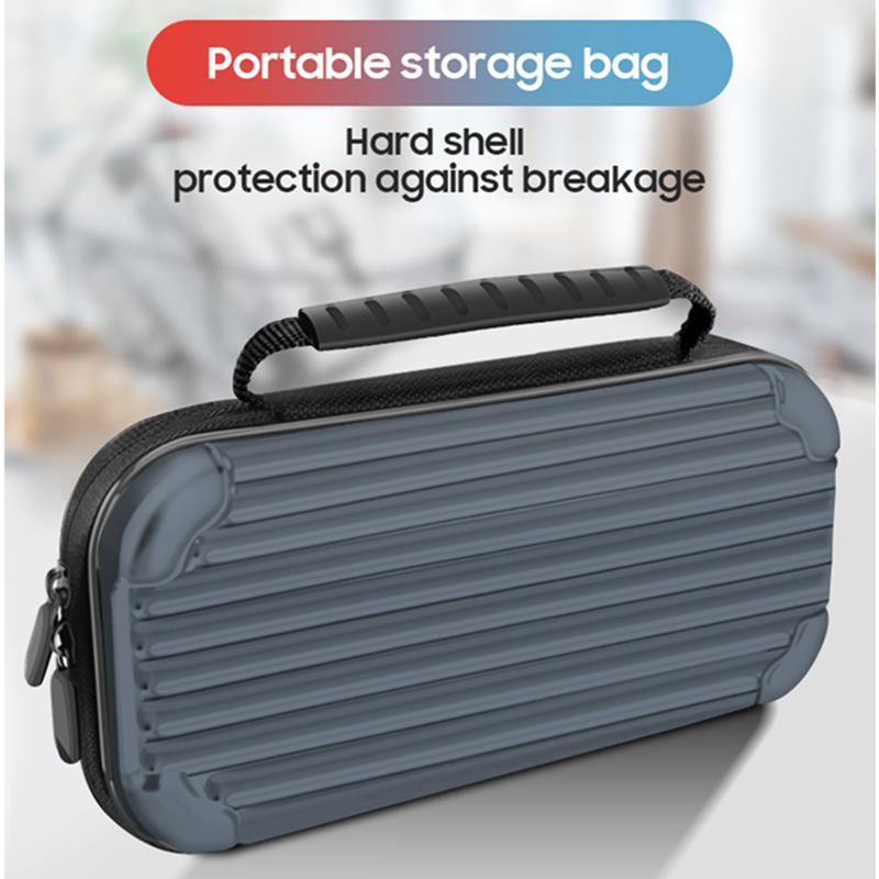 Storage Bag Luxury Waterproof Case For Nitendo Switch Lite Portable Protective Game Accessories Controllers & Joysticks