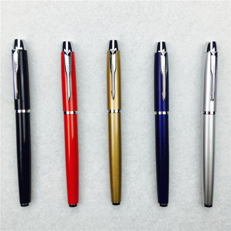 Grade Metal Ball High Water Signature Pen