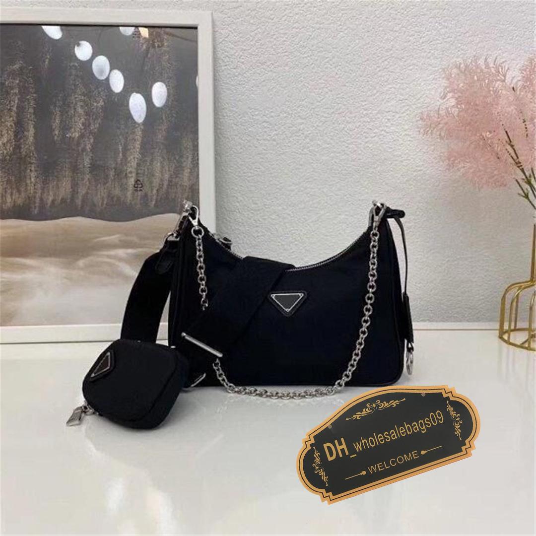 lädt umhängetaschen frauen tasche + kleine tasche luxurys designer handtasche mit brieftasche hohe quanlity