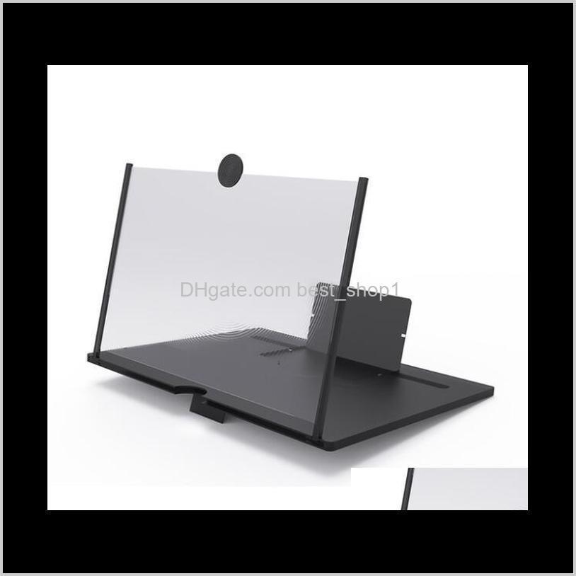 آخر منزل حديقة قطرة التسليم 2021 شاشة المحمول سحب مكبر للصوت الهاتف الخليوي أكبر زاوية 3D شاشات الفيديو مكبرات الصوت 10 بوصة LB4VE