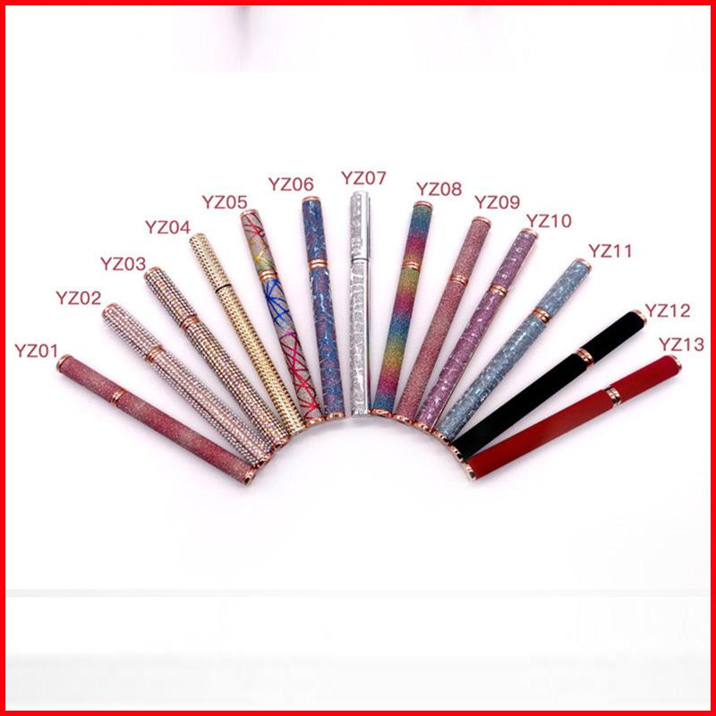 가짜 속눈썹 아이 라이너 연필에 대한 자체 접착 아이 라이너 펜 접착제 무료 마그네틱 프리