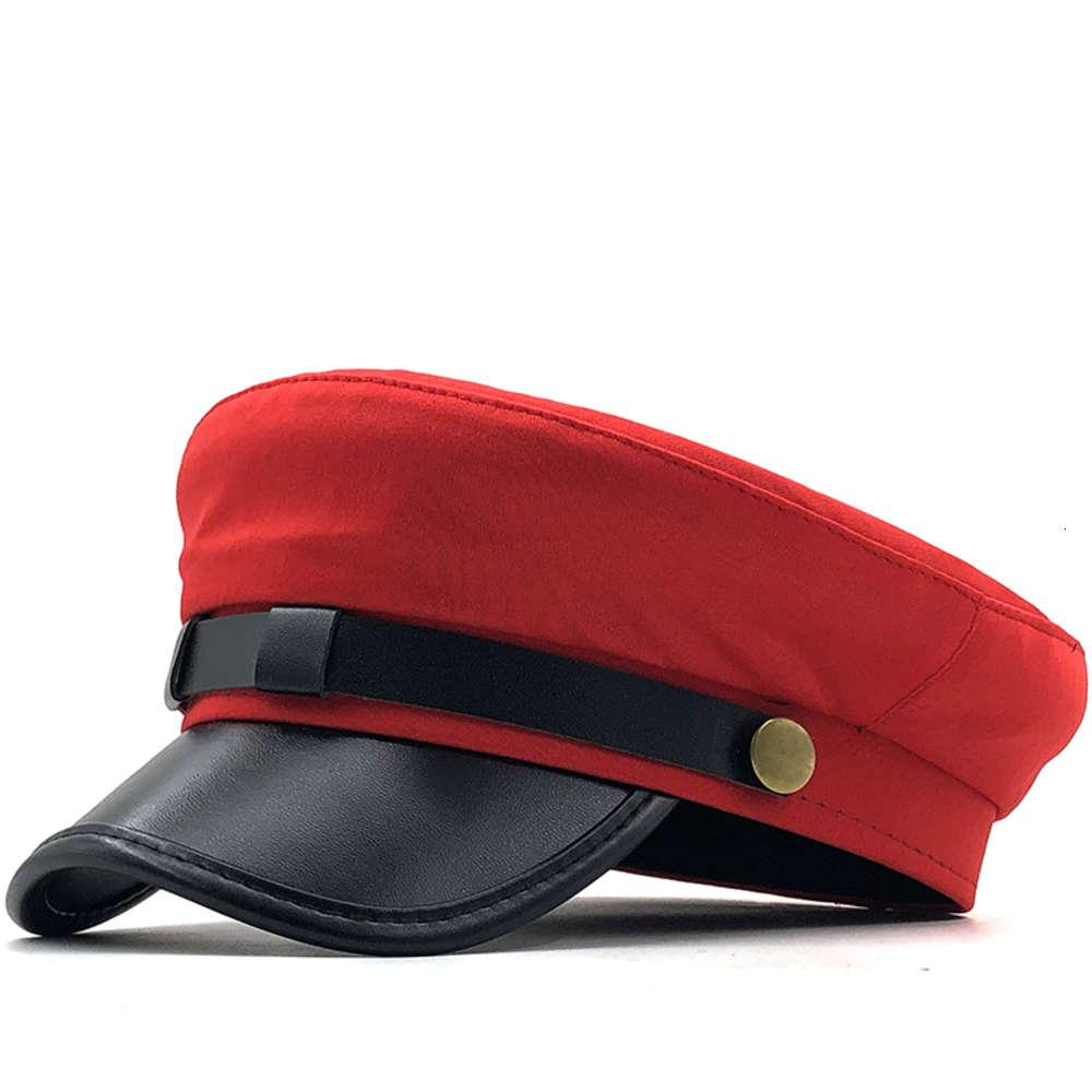 Beret British style classic men's and women's hats outdoor leisure sports sunscreen hats 7XWW