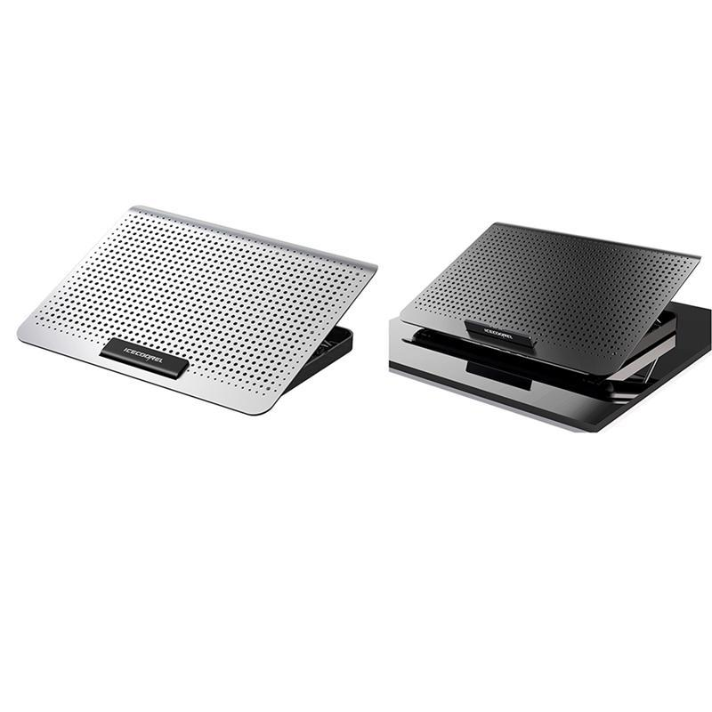 A18 Laptop Cooler Fan Silent Two USB Ports Portable Adjustable Stand Game Cooling Pad Fans & Coolings