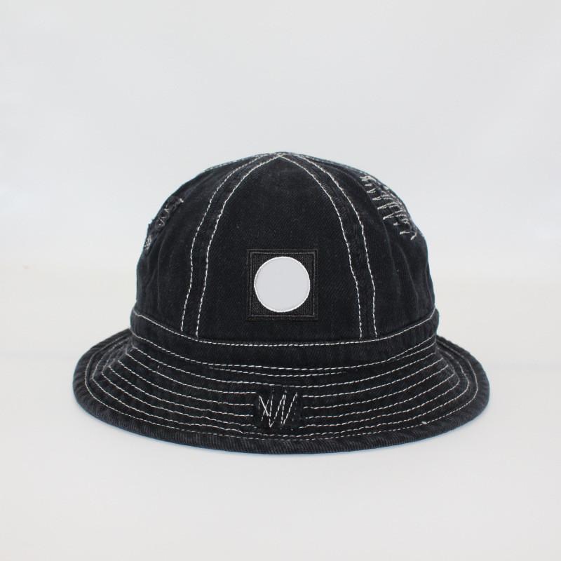 Moda Kova Şapka Erkek Kadın Sokak Güneş Kap Motorlu Kovboy Şapkaları 4 Renk İsteğe Bağlı Yüksek Kalite