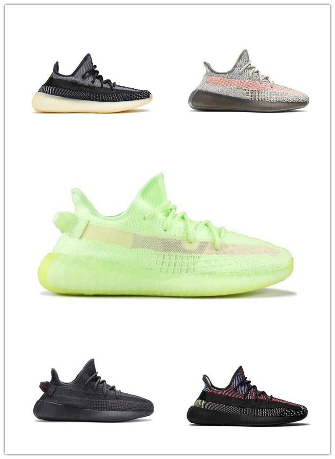 2021 جديد V2 الأحذية الأزياء الساكنة الأزياء، الرجال النساء gid الأخضر المشي حذاء، مدربين رياضة التدريب، رياضة الركض الأحذية، مخازن على الانترنت