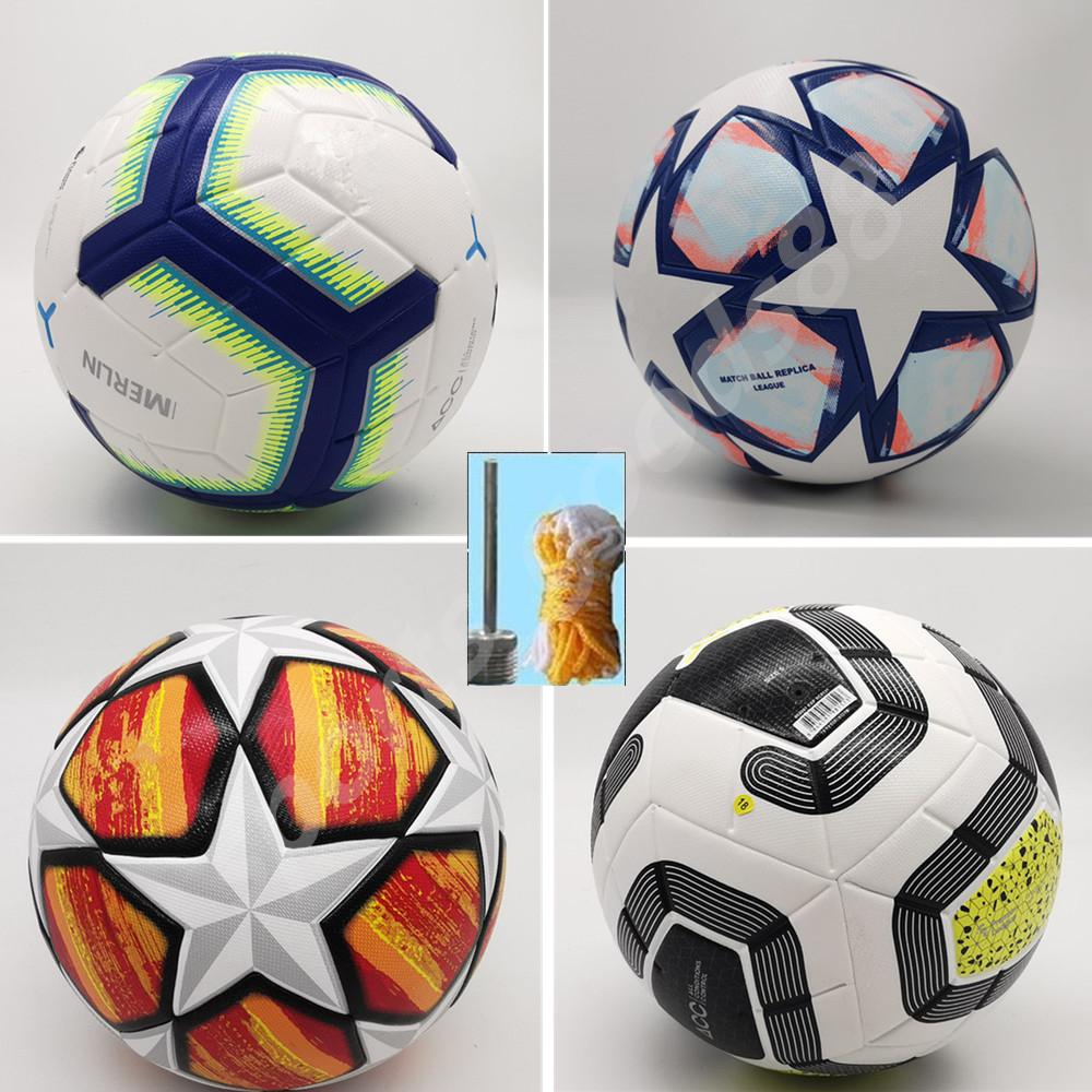 Club Balls 2021 Final Soccer 5 Bolas High-Grade Nice Match Liga Premer Finals 20 21 Futebol 05