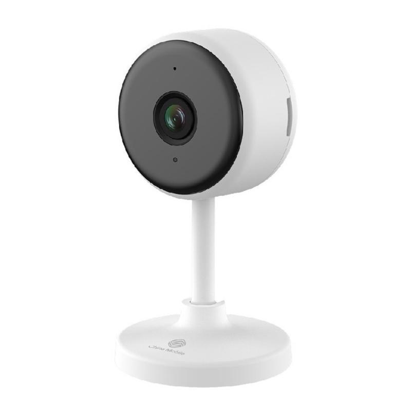 Webcams V3B Cámara de WiFi de alta definición V3B Monitoreo de seguridad interior 1080p PET con detección de movimiento de audio de 2 vías