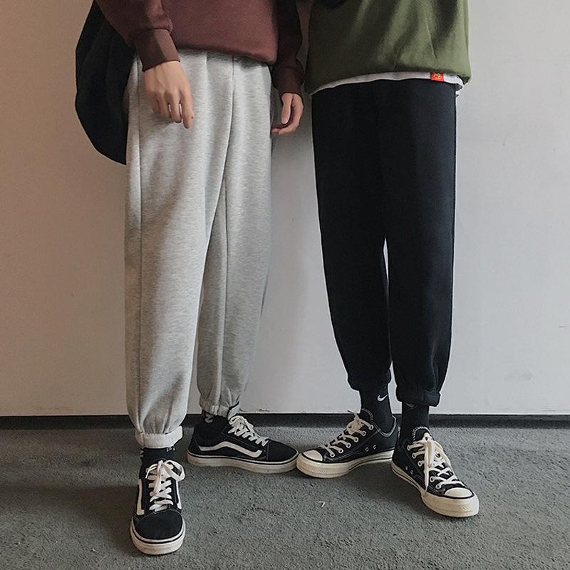 Perth Spring 2021 Deportes de los hombres nuevos Pantalones casuales sueltos Fashion Leggings Moda