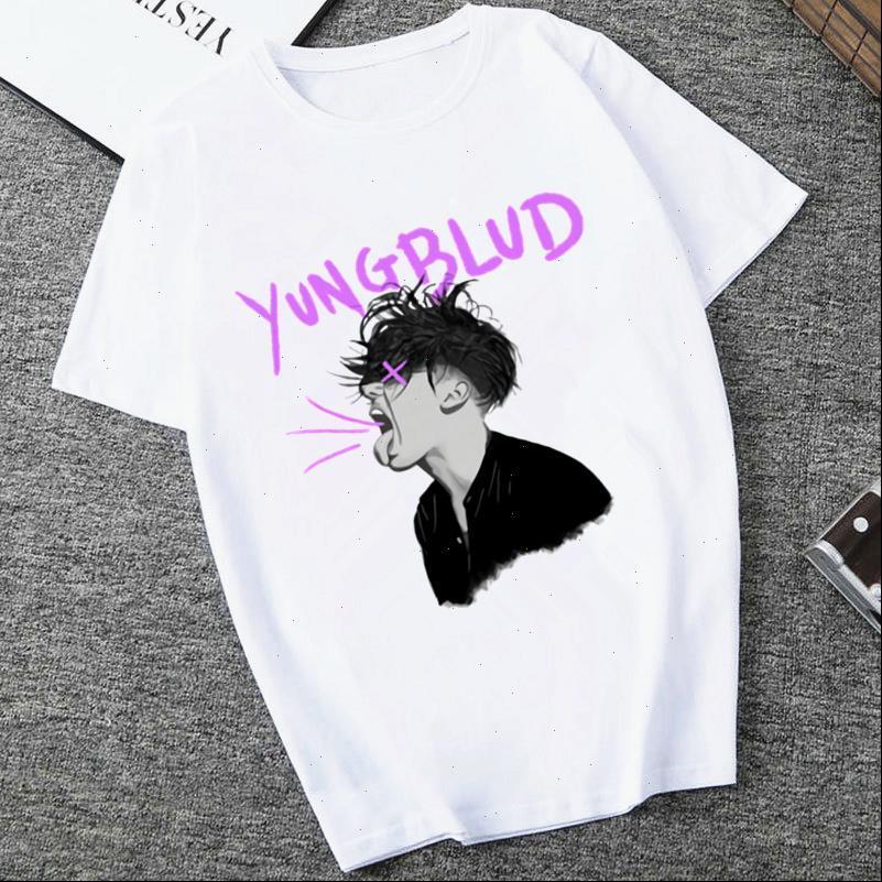 Hip Hop Frauen T-shirts Yungblud Shirt Weibliche Freizeitkleidung Harajuku Drop