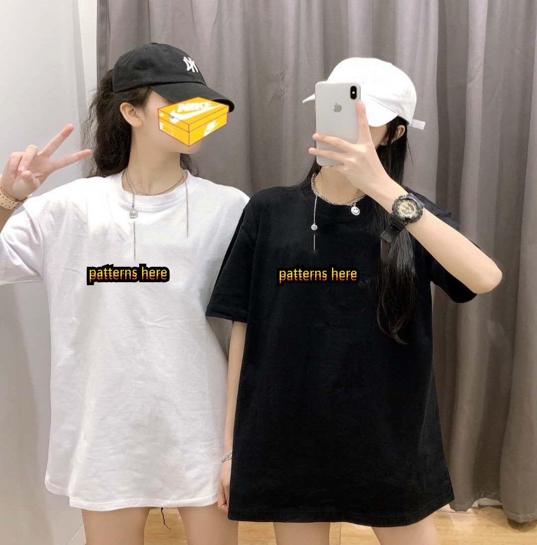 Hombre Mujeres camisetas verano camiseta 2021 manga corta de lujo Top diseñador de la marca Moda de moda Hip Hop Lady Casual Ropa 180