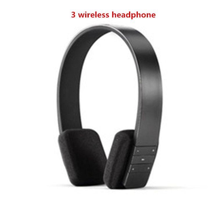 3.0 سماعات لاسلكية منبثقة النافذة headband بلوتوث سماعة العلامة التجارية الجديدة لاسلكية 3.0 الأذنين مع مربع التجزئة من البلاستيك مختومة