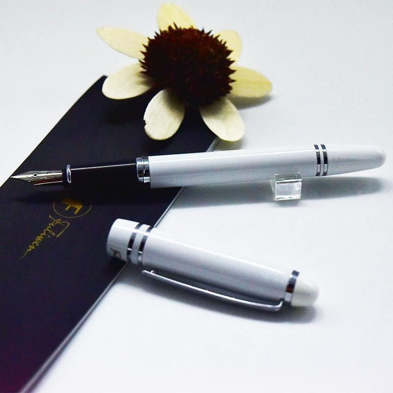 Fulivin 2036 Metal Business Gift Student Pearl Ballpoint Pen