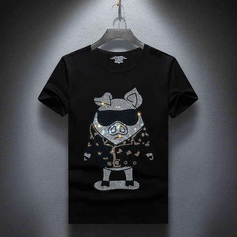 Itens 비교 송어 셔츠 베로 망 스타일리스트 T 셔츠 캐주얼 Homem Mulher Loose T-Shirt Com Retras Bordado Mangas Curtas Topo Venda de Luxo homens Camiseta Tamanho S-2XL