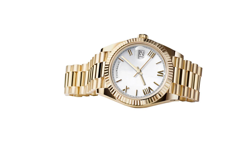 18K Gold 40mm Часы Мужские Женские Подарочные Часы Сни-дата Президент Автоматический дизайнер Часы Механические Рома Набор 116610 Наручные часы Reloj