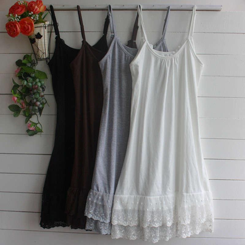 Mori Mädchen Stil Lolita Vintage Spaghetti Strap Spitze Basic Kleid Frauen Casual Kleidung Sommerkleider Vestidos Oncinha Faldas