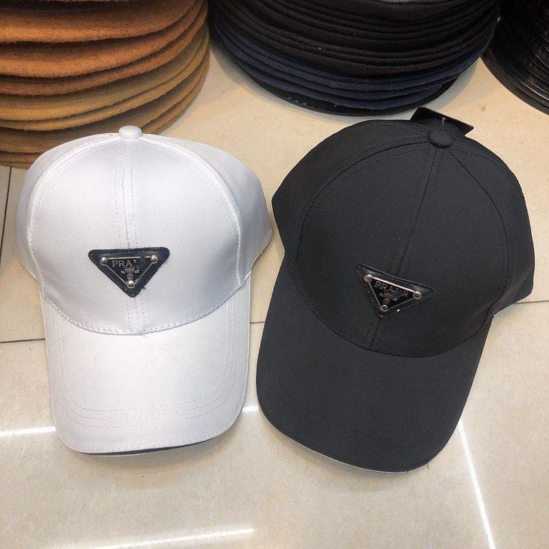 Chapeaux de baseball CAP de la marque Homme et féminin de la marque Coton inversé Triangle Cap coréen Casquette polyvalente