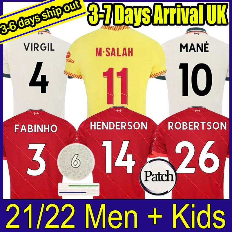 Novos 21 22 Alta Qualidade Masculina Vermelho Esportes Respirável Formação Etto Sleeved Futebol Camisa De Futebol Camisa
