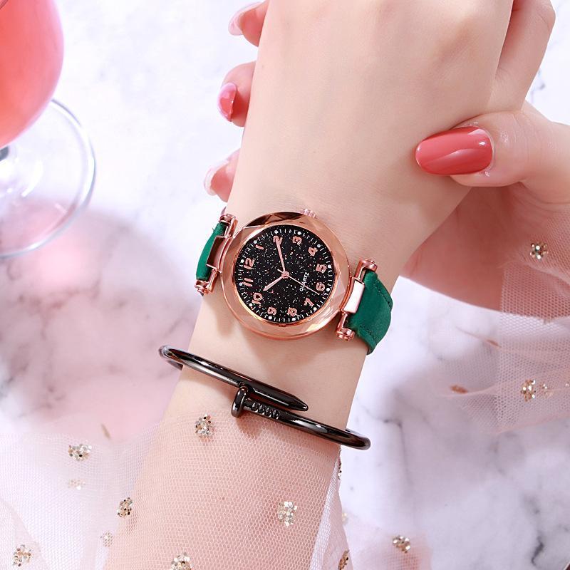Armbanduhren 2021 Einfache Mode Frauen Luxus Edelstahl Kleine Quarz Uhren Damen Business Watch Relogio Feminino Uhr
