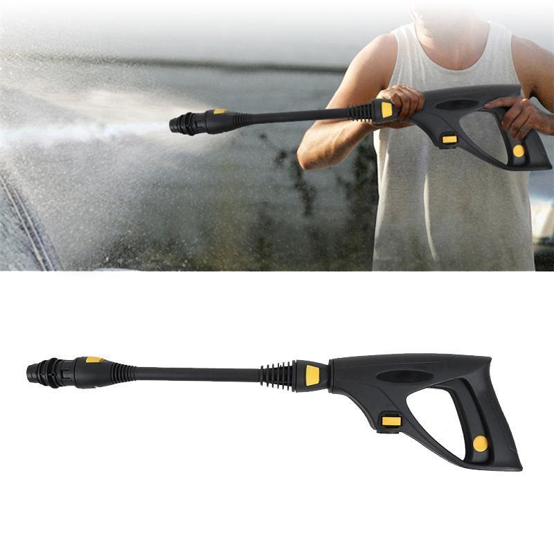 Pistolet à eau LANCE DE FOI DE NEIGE 160BR / 16MPA Lave-linge haute pression Trigger Buse de pistolet à pistolet à pulvérisation pour VAX BS