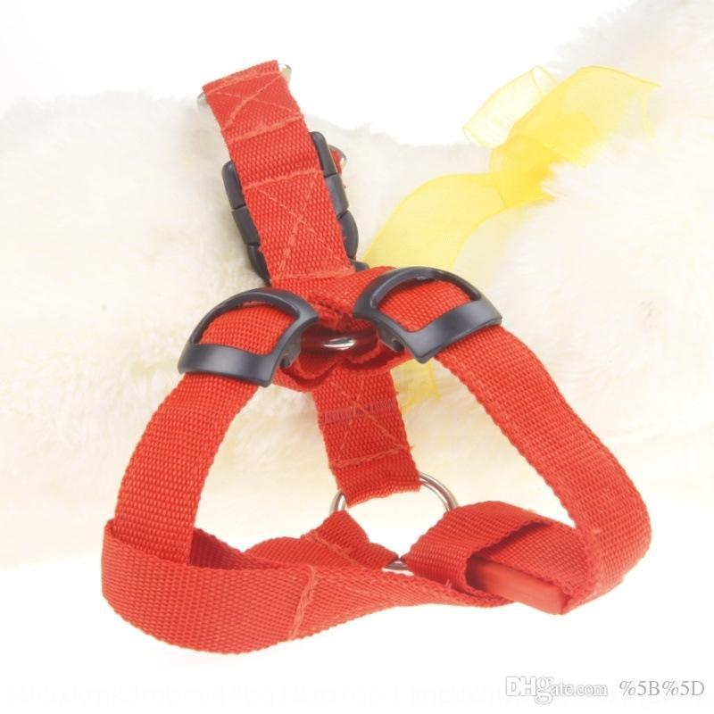 XTun PET PET PRODOTTI LED Cinturino pettoraggio grande e piccola corda per cani luminosi Banda del petto Glow Brescia per cani luminosi Strap Straight Brependers