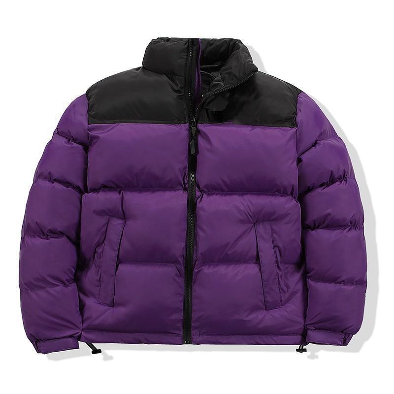 Erkek Aşağı Kapüşonlu Ceket Yüksek Kaliteli Ceketler Erkekler Çiftler Parka Kış Yansıtıcı Ceket Asya Boyutu 04