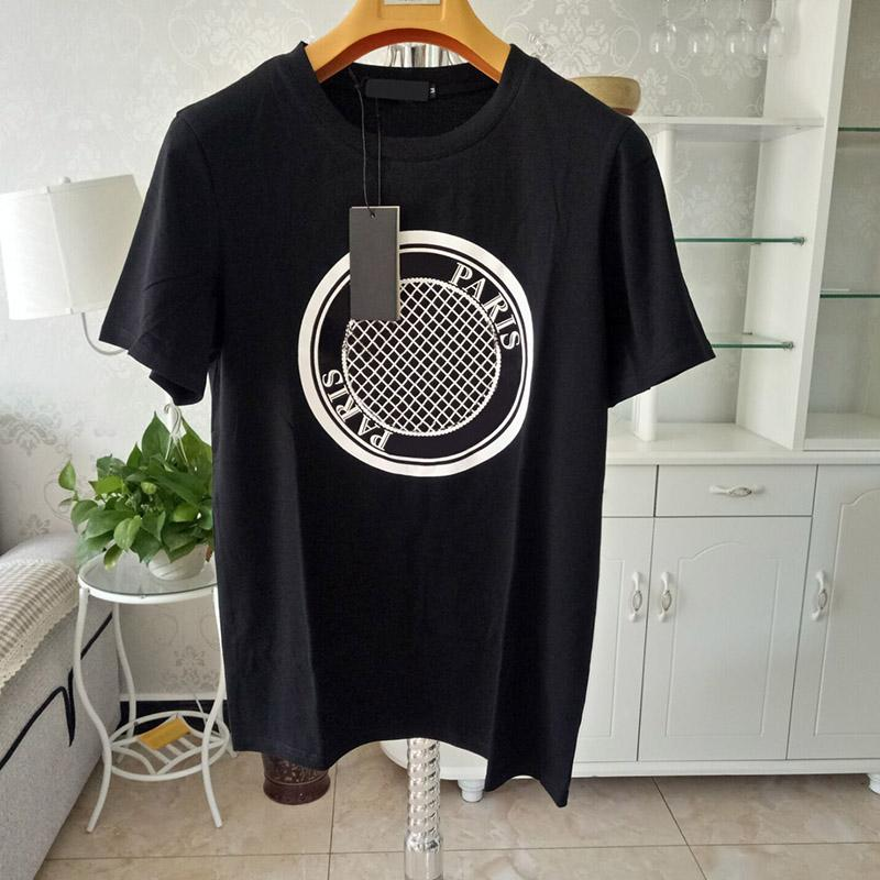Fashion Mens T Shirts Black White Design Of The Coin Men Casual Top Short Sleeve S-XXL