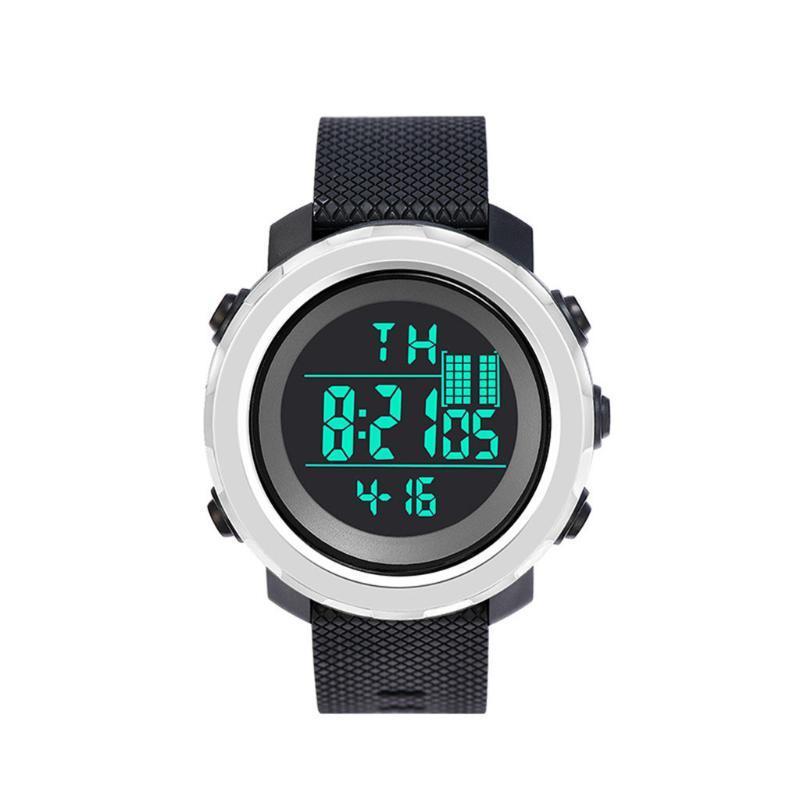 Modèles de montre electronique electronique electronique de la mode haut de gamme Haut-dettes 30M Sport Hommes Elektronisch Horloge F5 Montres-bracelets