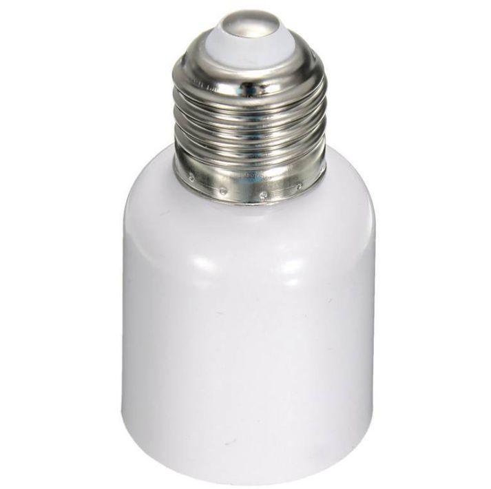 2021 E26 E27 to E39 E40 중간 에디슨 스크류 - Mogul 스크류 소켓 램프 어댑터 컨버터 홀더