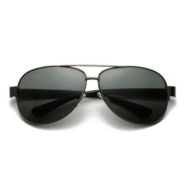 Moda Active Sunglasses Lifestyle Homens Mulheres Mulher Designer Pilotos UV400 Frame Gunmetal Eyewear Marca Sol Óculos 3386 Com Caso