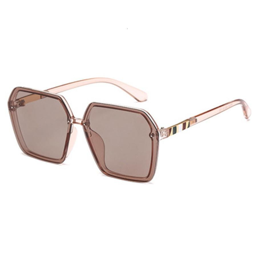 Occhiali da sole Grandi occhiali da sole anti-radiazione in telaio per telaio, occhiali da svago all'aperto