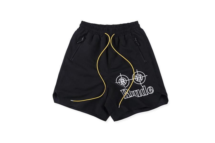 Rhude X Patron of the New York Limited Sight Pill Correnstring Shorts NSFP