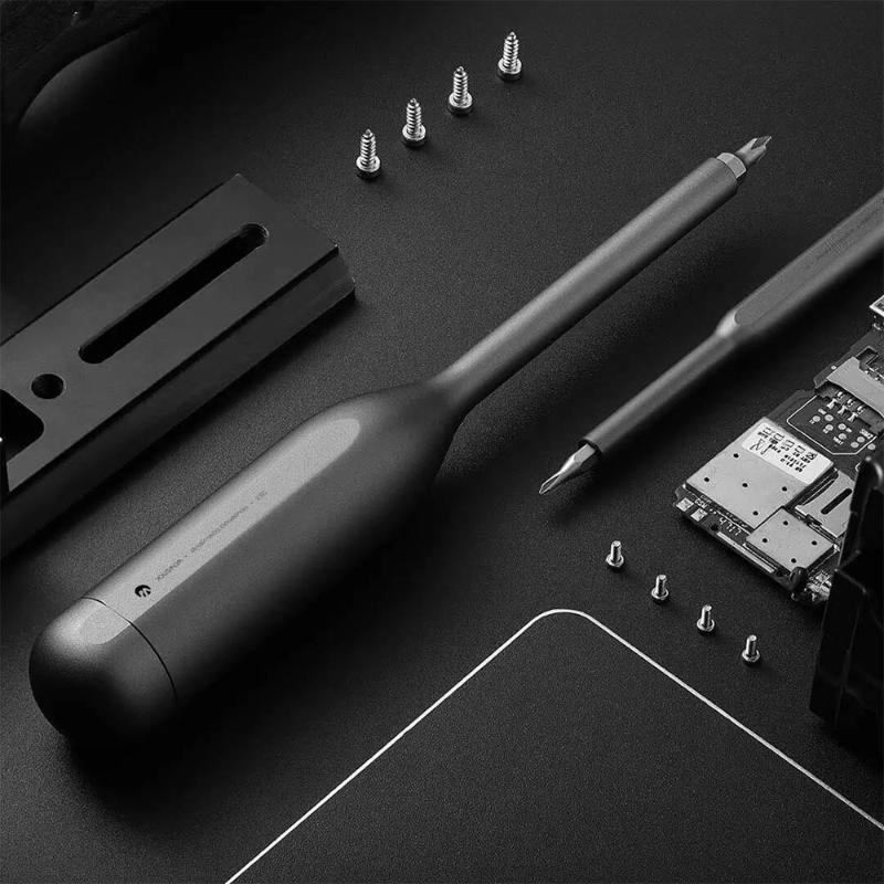 Smart Home Control Wowstick Manuale Cacciavite SetDriver Set Casella Daily Uso Kit S2 Precision 20 Bit magnetici Strumenti di riparazione del cacciavite fai da te