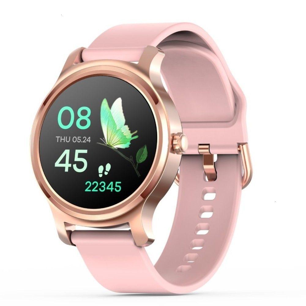 Smart Watch 1,3 pouce Écran R2 Touchez Bluetooth Appel Bluetooth Formation de la fréquentation cardiaque Surveillance de la fréquence cardiaque IP65 Life Imperméable