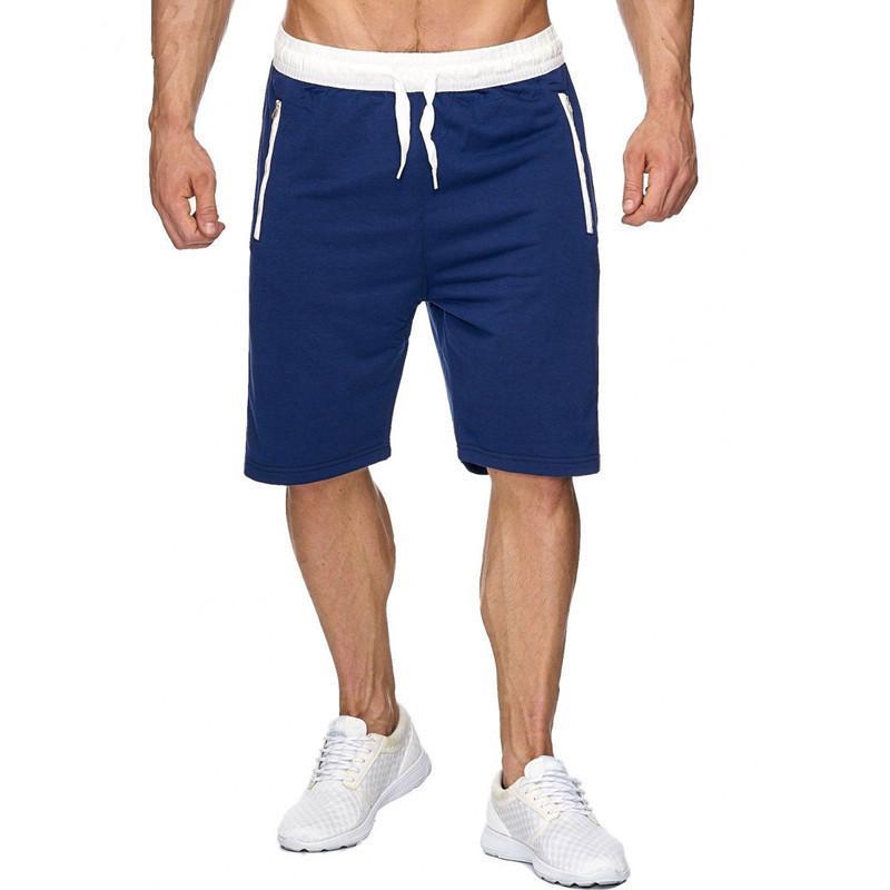 Abbigliamento estivo da uomo Pantaloni sportivi casuali allentati Pantaloncini da casa Capris Shorts