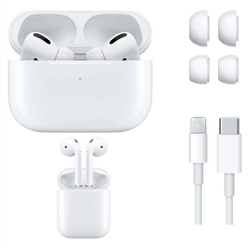 Geração 3 Fones de ouvido Air 3 Pro H1 Chip Renomear GPS Fones de ouvido Bluetooth Bluetooth Bluetooth Vagens 2 Earbuds 2ª Geração Headset