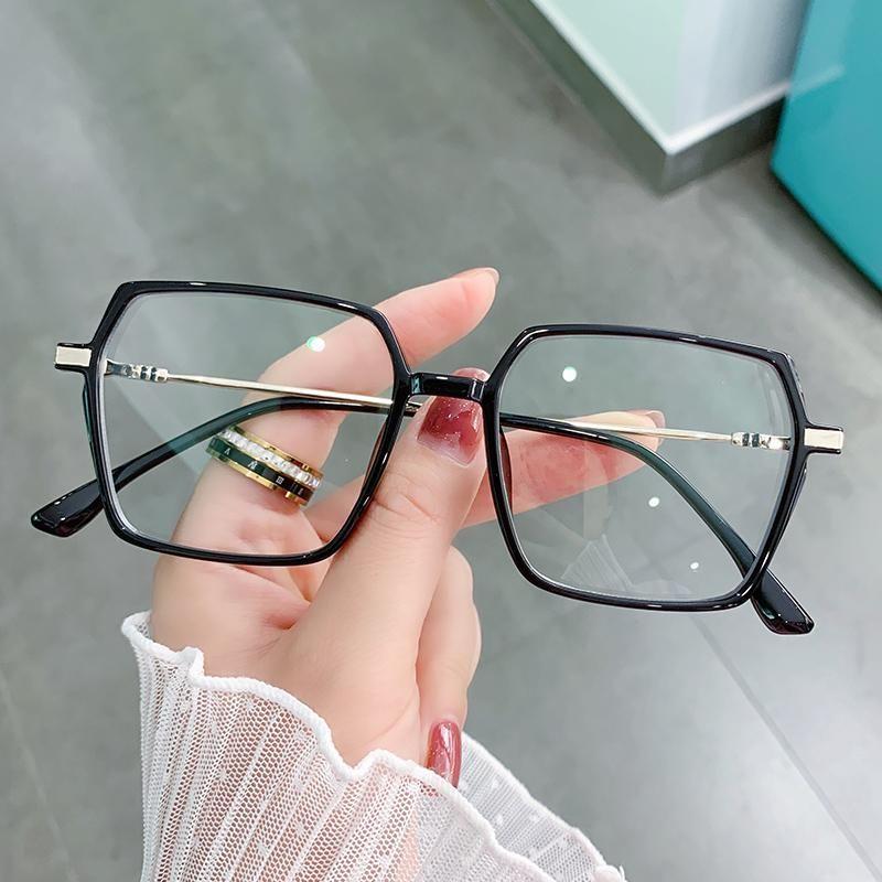 Blaue Licht Blockiergläser Frauen Computer Brillen 2021 Anti Strahlung Ray UV400 Transparente Brillen Sonnenbrillen