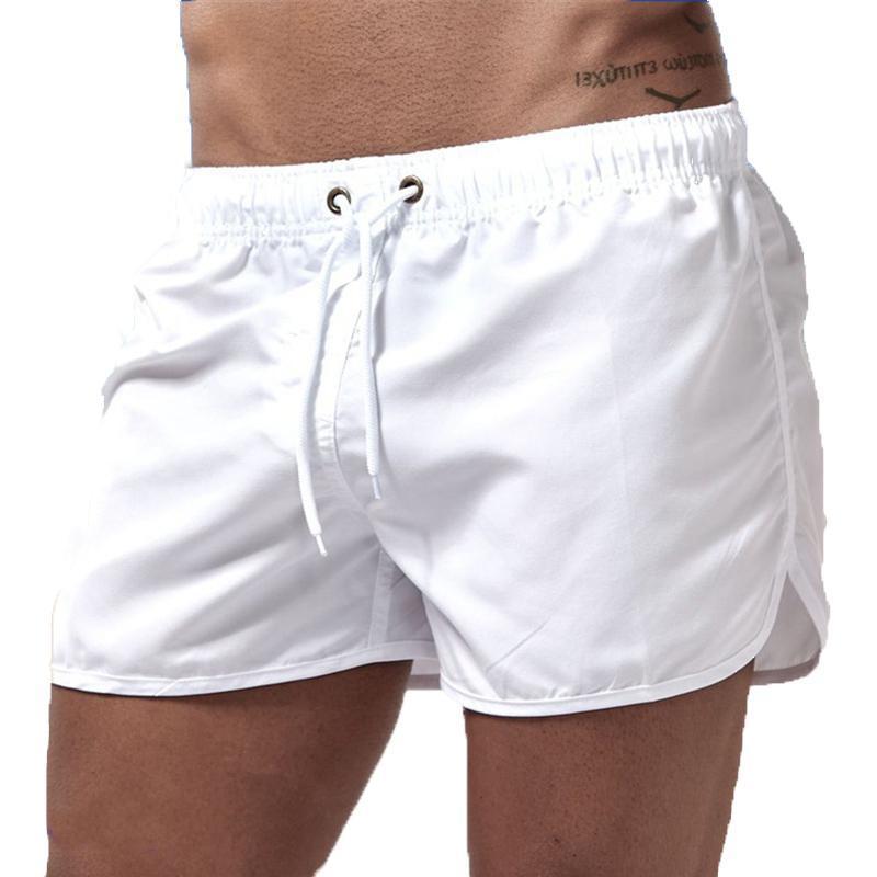 Calções masculinas de verão Calças de praia Leve Respirável Secagem rápida ao ar livre Esportes confortáveis