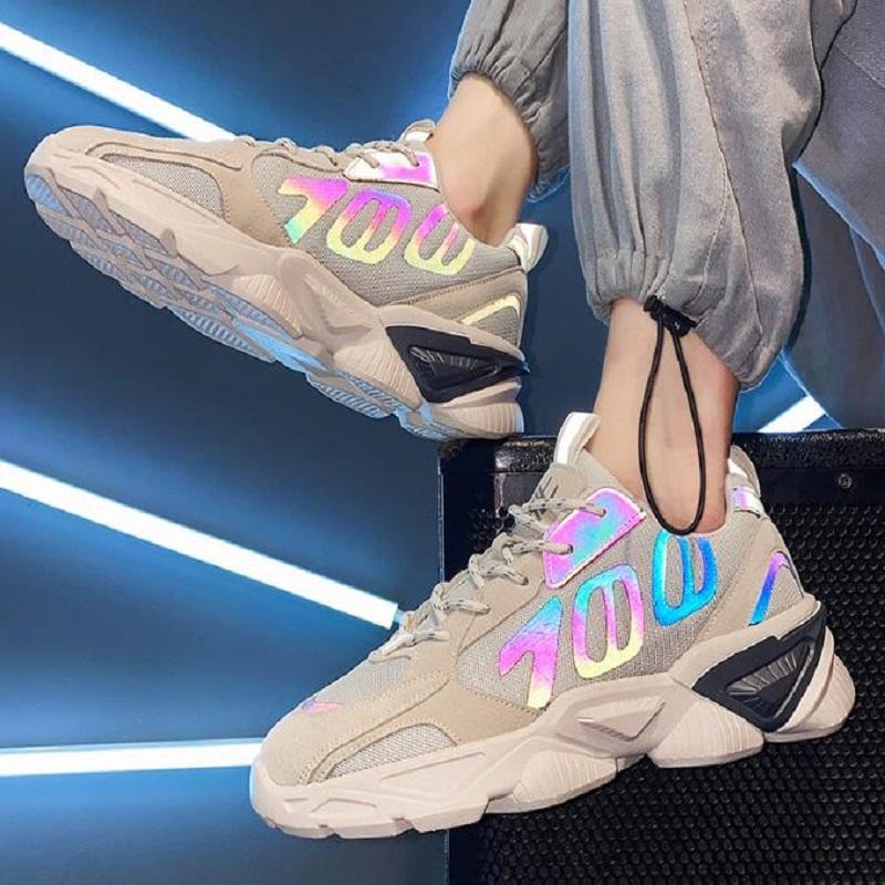 أحذية عالية الجودة عالية الجودة تنفس شبكة رياضة رياضية أحذية السفر